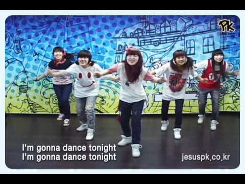 [PK] More More More-Promise Keepers Worship Dance (praise and worship so...