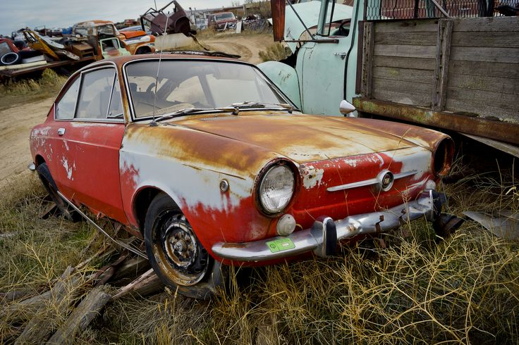 Fiat 850 sports coupe