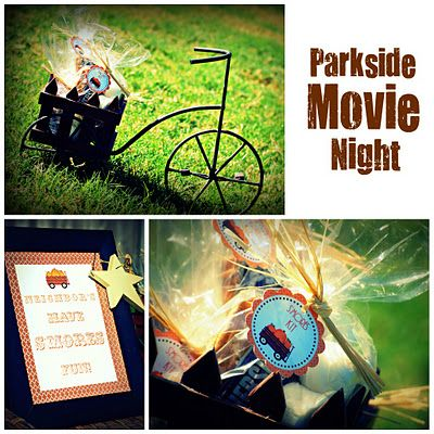 Fall Picnic and Movie Party