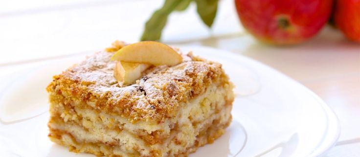 kolač bez jaja pita od jabuka brzi kolač recept