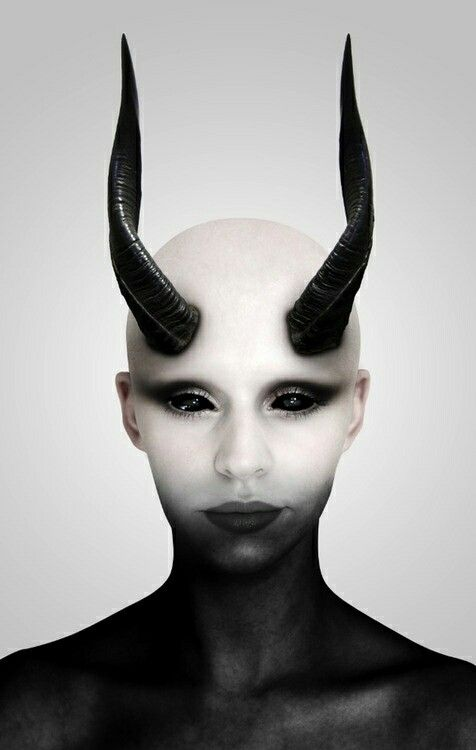 25+ best ideas about Demon Makeup - 29.1KB