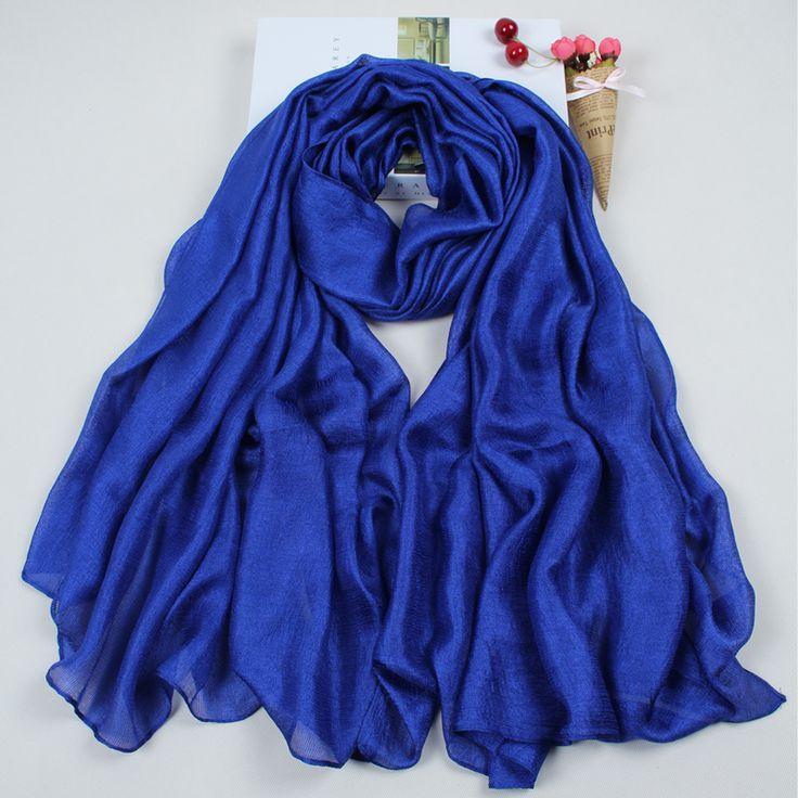 Verão lenço de seda das mulheres envoltório de linho praia xailes muçulmano hijab lenços/cachecol YM001