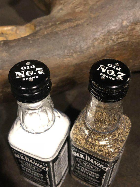 Jack Daniels Salz Und Pfefferstreuer Jack Daniels Whiskey Salz