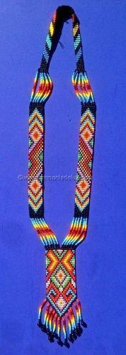 Cametsa Tribe - Beaded Necklace 2