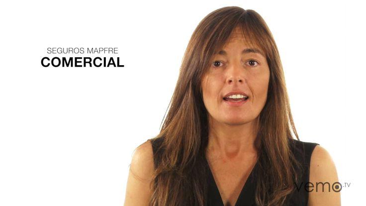 Ejemplo #videocv estructurado. Sector servicios y medio ambiente | Video CV Mariela Bolívar: