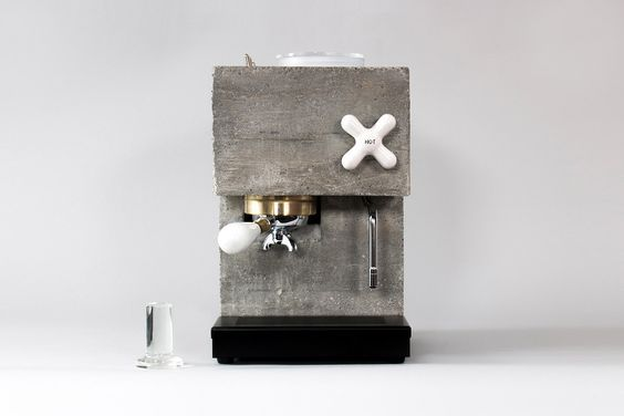 Ultra Modern Espresso Machine Is Perfect for Any Coffee Lover