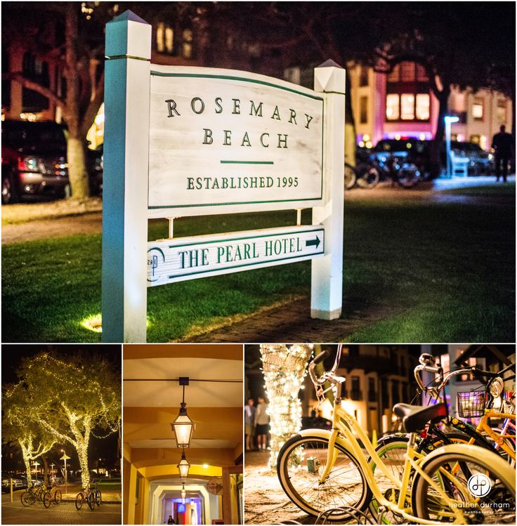 Rosemary Beach Florida • The Pearl Hotel