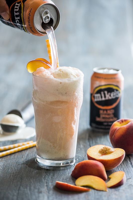 10 Summer Boozy Ice Cream Floats