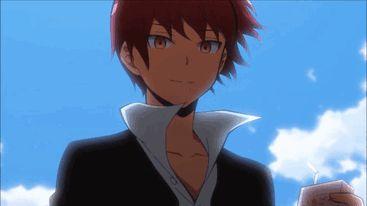 Karma Akabane / Assassination Classroom (Day 52: Anime Character I Wish I Was Like)