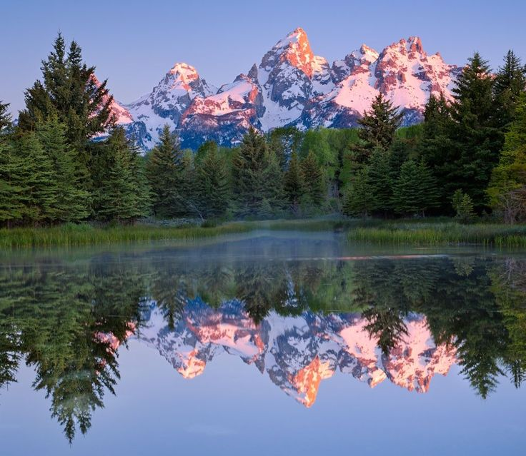 Morning Peaks by Michael Blanchette on 500px
