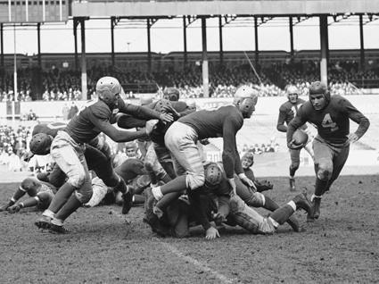 1939: NBC Presents the First Televised Pro Football Game