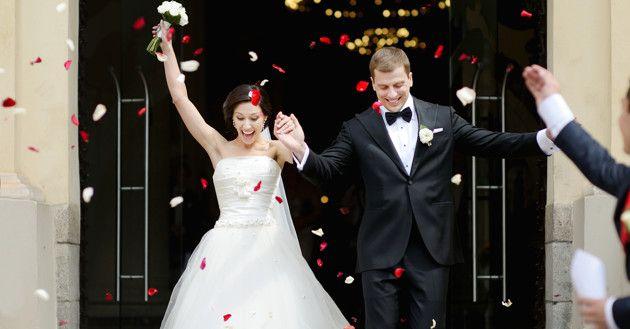 10 mitos sobre casamento que todos os recém-casados deveriam saber