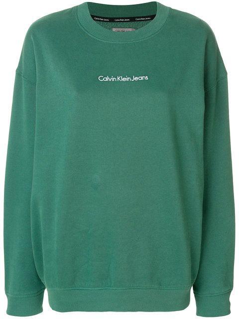 Ck Jeans толстовка с логотипом