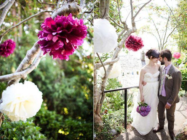 30 gyönyörű, tavaszi esküvői dekoráció http://www.nlcafe.hu/otthon/20150401/30-gyonyoru-tavaszi-eskuvoi-dekoracio/