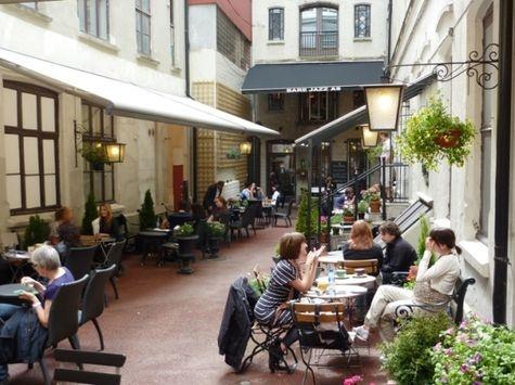 Bare Jazz cafe/bar/shop in Oslo