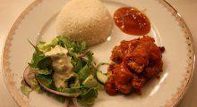 Chicken tikka masala á la Hellstrøm | TV3 Mat