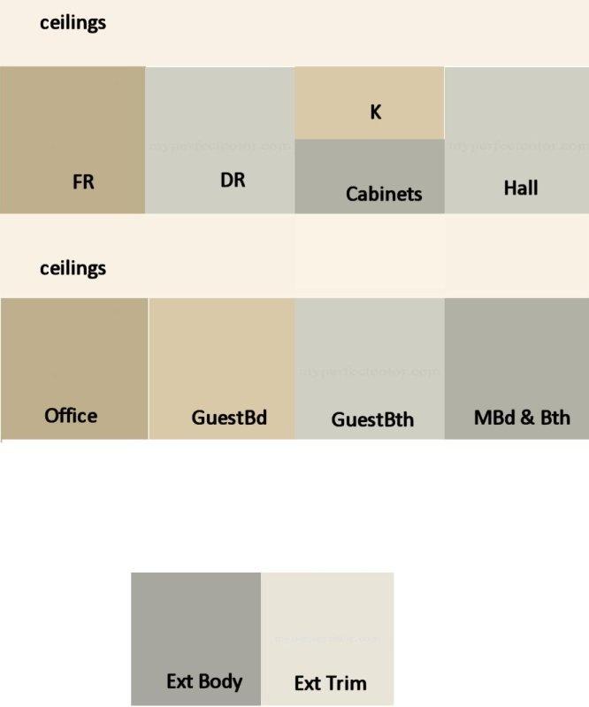Quincy Granite Paint Color