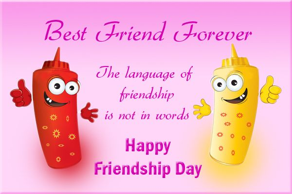 Happy Friendship Day Funny Quotes Happy Friendship Day Friendship Day Wishes Friendship Messages