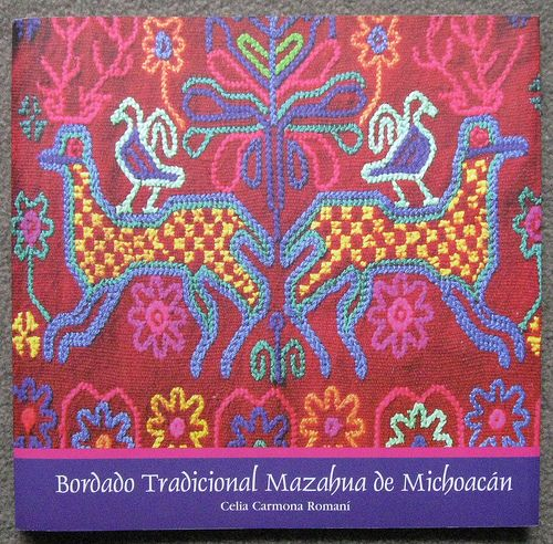 Mazahua Book Michoacan by Teyacapan, via Flickr