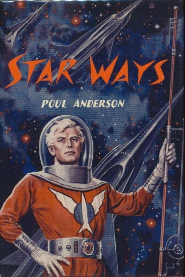 Poul William Anderson was an American science fiction author who began his career during the Golden Age of the genre and continued to write and remain popular into the 21st century.