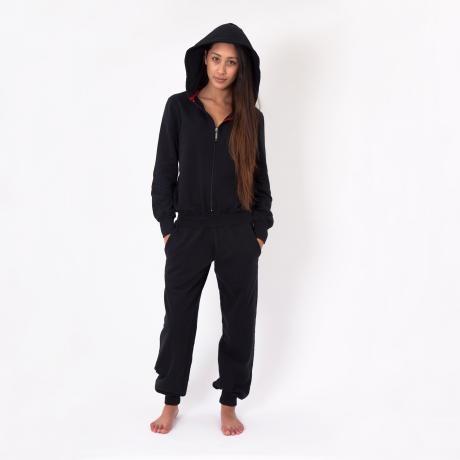 La Ninna Nanna Moochsuit – Black from Onesie Moochsuits - R499 (Save 23%)