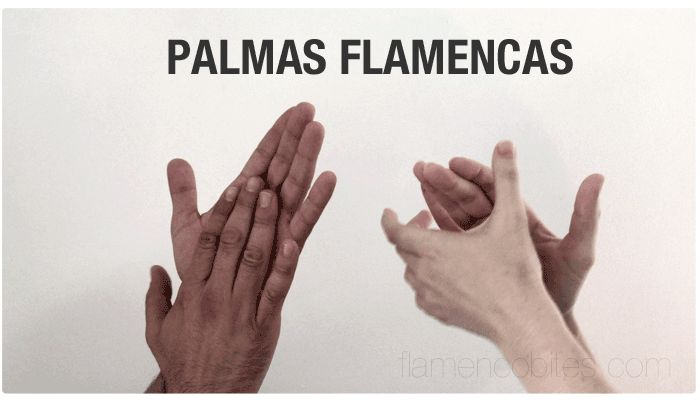 Palmas Flamencas | FLAMENCO/DANCE/SPAIN | Spanish dance ...