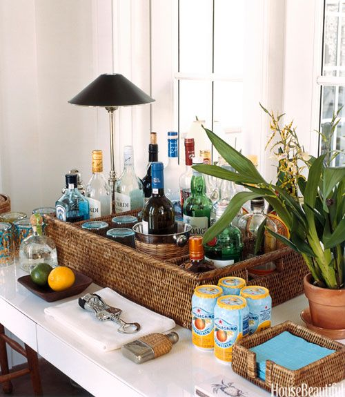 how to setup a home bar | My Web Value