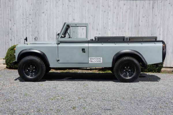 1964 Land Rover Santana 109 Stock 78 For Sale Near Valley Stream Ny Ny Land Rover Dealer Land Rover Land Rover Series Range Rover Supercharged