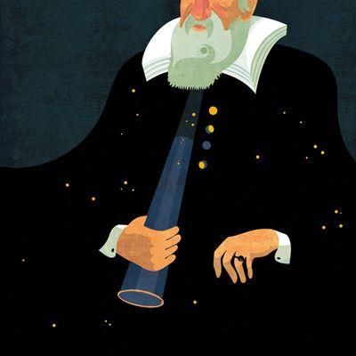Galileo Galilei. Astronomy, science