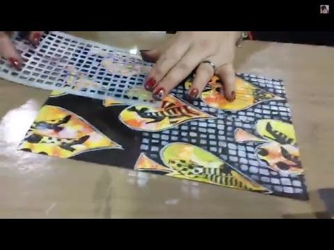 Dyan with Dylusions from Ranger CHA2015 pt1 Unedited - YouTube