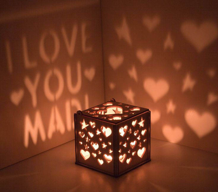 Enjoy the Birthday Love Gift for Him Personalized Candle ...