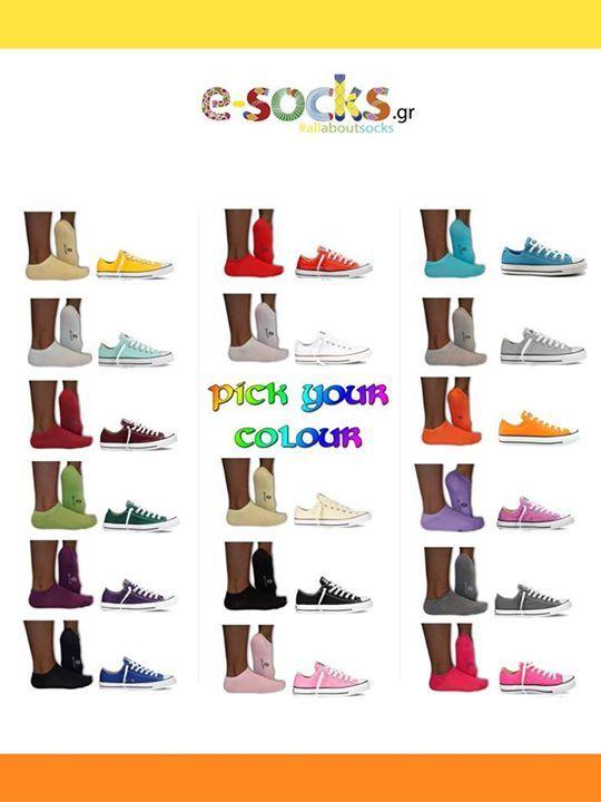 Η άνοιξη έφτασε και είναι γεμάτη χρώματα! 🎉🎊  🛍 Διάλεξε τα σοσόνια που σε αντιπροσωπεύουν σήμερα κιολας 🛍  Κάνε κλικ εδώ ➡️ http://e-socks.gr/athlitikes/kathimerines #FUNNYSOCKS #FUNSOCKS #FUNKYSOCKS #SOCKS #SOCKSWAG #SOCKSWAGG #SOCKSELFIE #SOCKSLOVER #SOCKSGIRL #SOCKSTYLE #SOCKSFETISH #SOCKSTAGRAM #SOCKSOFTHEDAY #SOCKSANDSANDALS #SOCKSPH #SOCK #SOCKCLUB #SOCKWARS #SOCKGENTS #SOCKSPH #SOCKAHOLIC #BEAUTIFUL #CUTE #FOLLOWME #FASHION