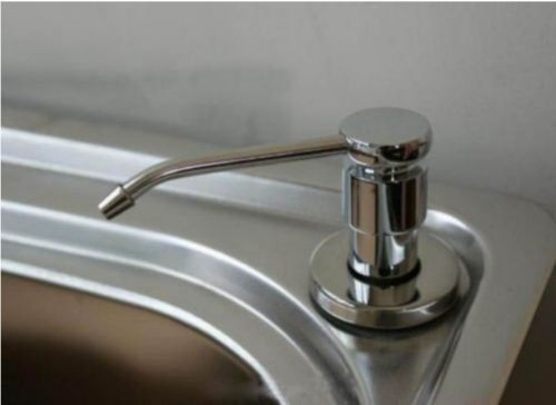 Deck Mounted Stainless Steel Bathroom Kitchen Vessel Sink