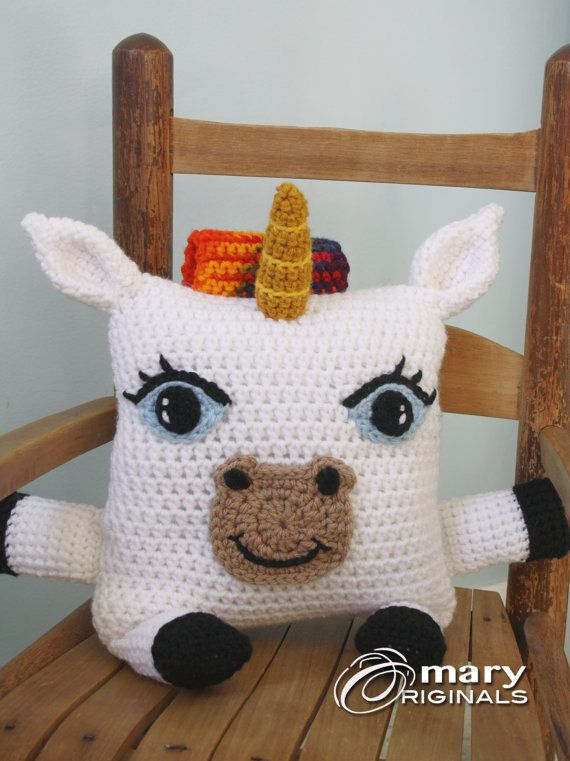 1000 Ideas About Unicorn Pillow On Pinterest Unicorn