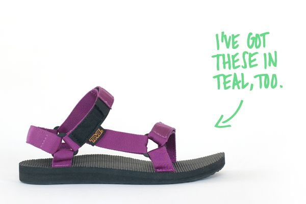 One Editor's Ode To Ugly Shoes #Refinery29 & comfort!
