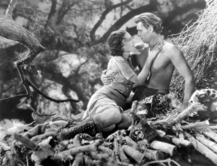 tarzan pictures | Fotograma de Tarzan, the Ape Man, dirigida por W.S. Van Dyke en 1932 ...