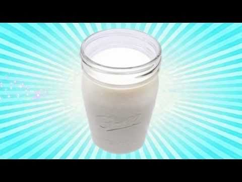 Making Kefir -  the miracle probiotic drink known for its endless health benefits - The Best Way - Cool Video