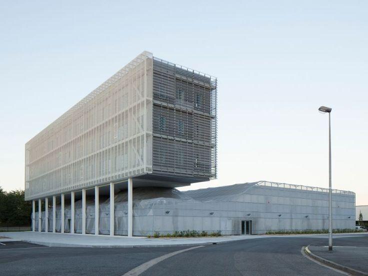 Etoile un bâtiment conçu pour la recherche scientifique et l'innovation