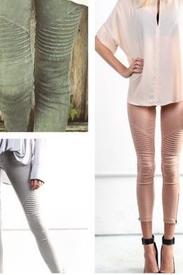 1a00ca521e838 what to wear with moto leggings 50+ best outfits   Outfits   Fashion ...