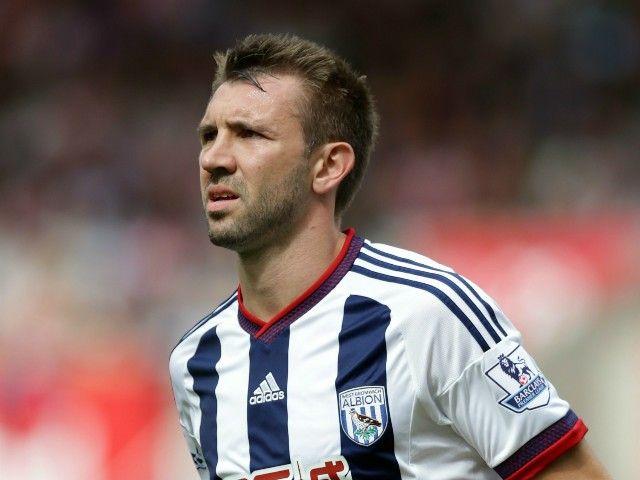 Gareth McAuley: 'West Bromwich Albion weren't good enough against Liverpool'