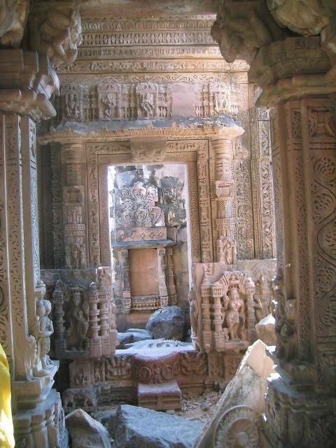 India - Ajaigarh - Panna District - Madhya Pradesh