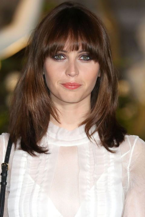The new way to wear your bob. Rolled under ends are back. Short hair inspiration we love: