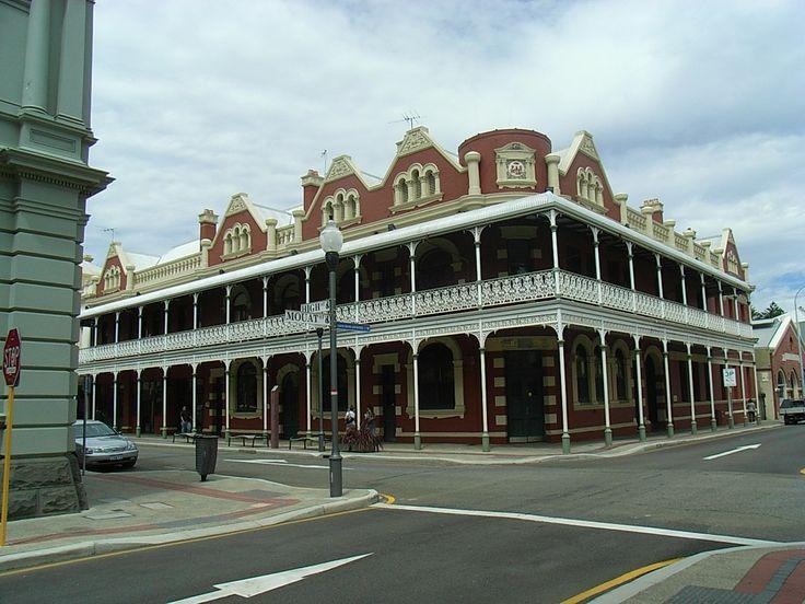 Colonial Building, Fremantle