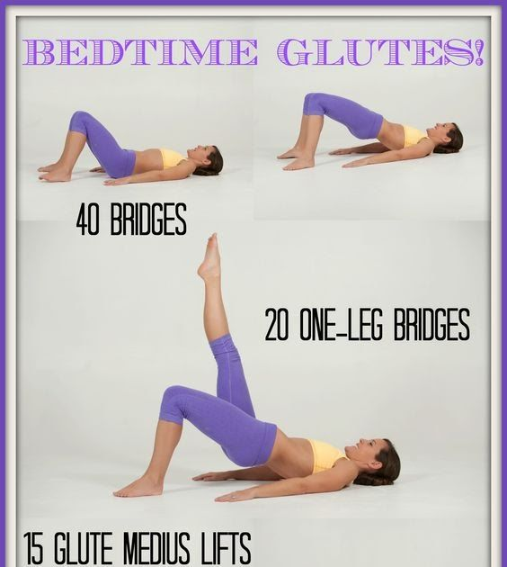 17 Best Ideas About Bed Workout On Pinterest