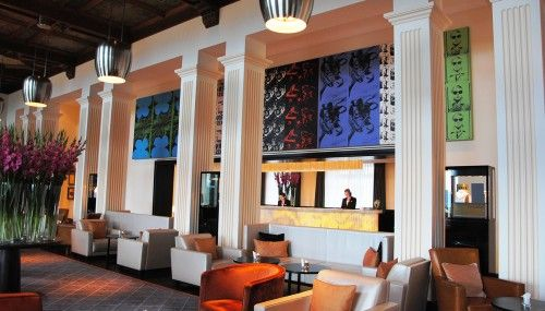 The Dolder Grand, Zurich, Switzerland   10 Luxury Hotels with World-Class Art Collections