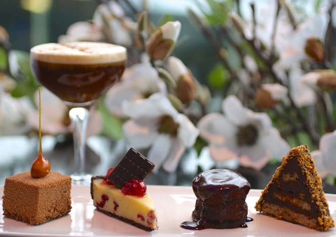 The return of the fabulously indulgent Not Afternoon Tea offers four unique new plates to truly tease the tastebuds at the OXO Tower in London.