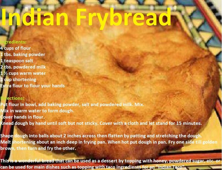 how to make the best fried bread