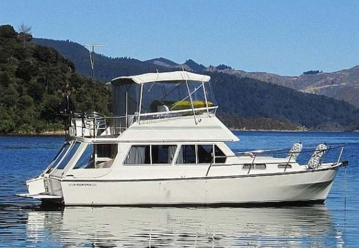 Honeymoon 10m, Find a Boat, Used Boat for sale in New Zealand. Find your next Honeymoon 10m on marinehub.co.nz