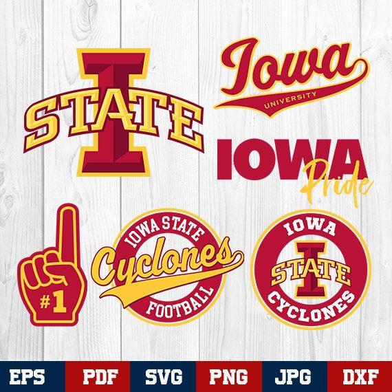 Iowa State University Svg Iowa State University Files Isu
