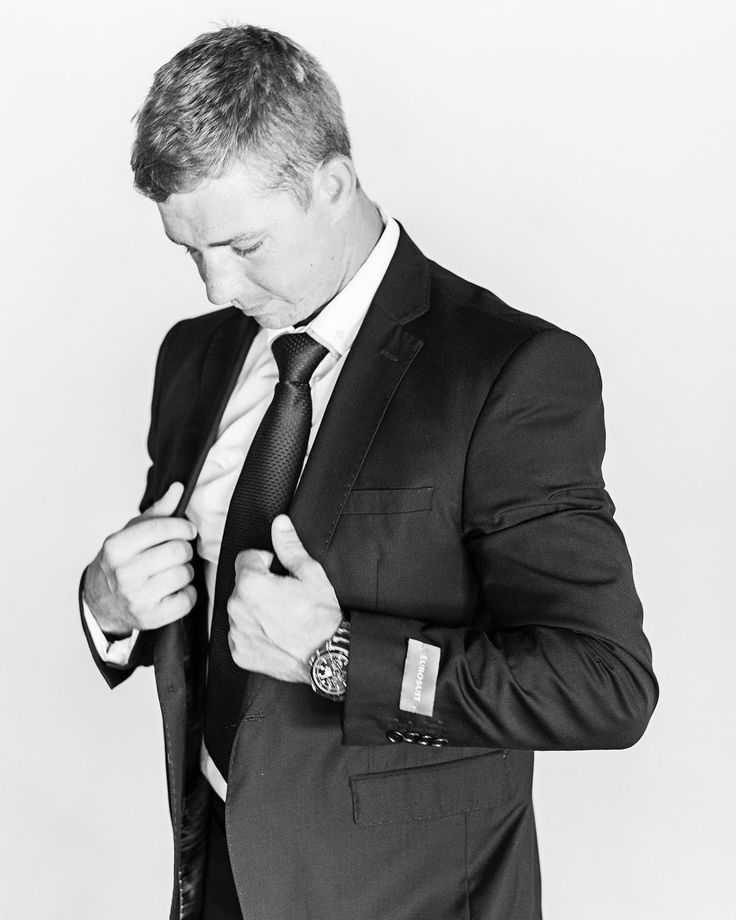 Groom Swag. Portrait Photography by Davish Photography.